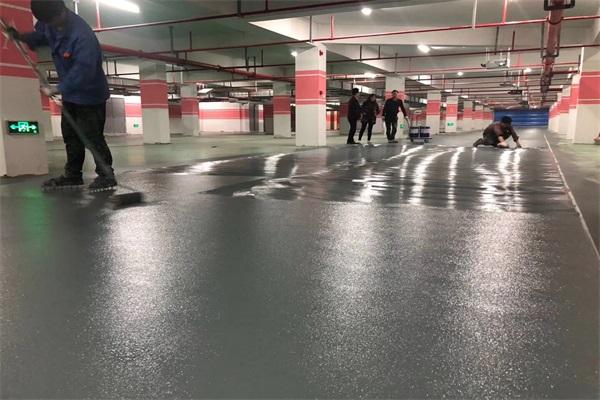 环氧橘纹防滑地坪