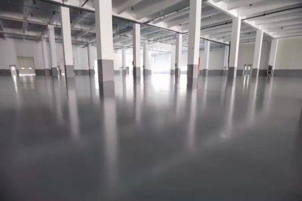环氧砂浆地坪+聚合物抗划伤超耐磨