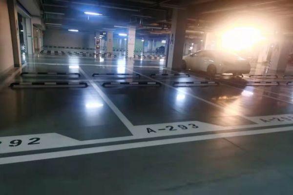 车库混凝土固化地坪